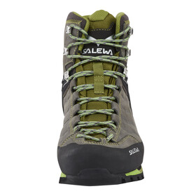 Salewa M's Rapace GTX Alpine Shoes Pewter/Emerald